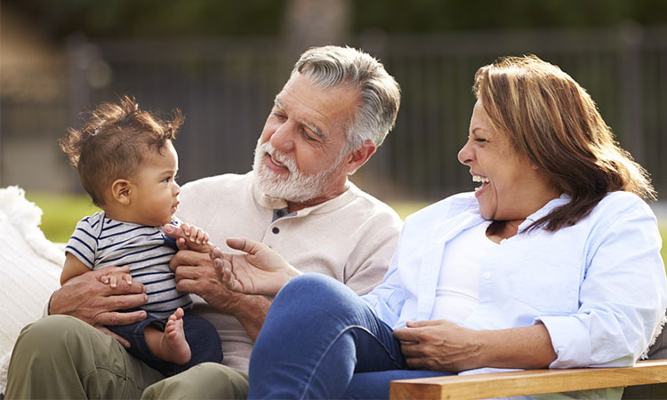 Visa cho cha mẹ lớn tuổi