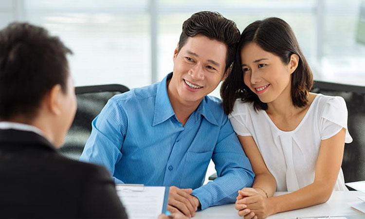 Visa thường trú nhân dành cho vợ hoặc chồng hợp lệ