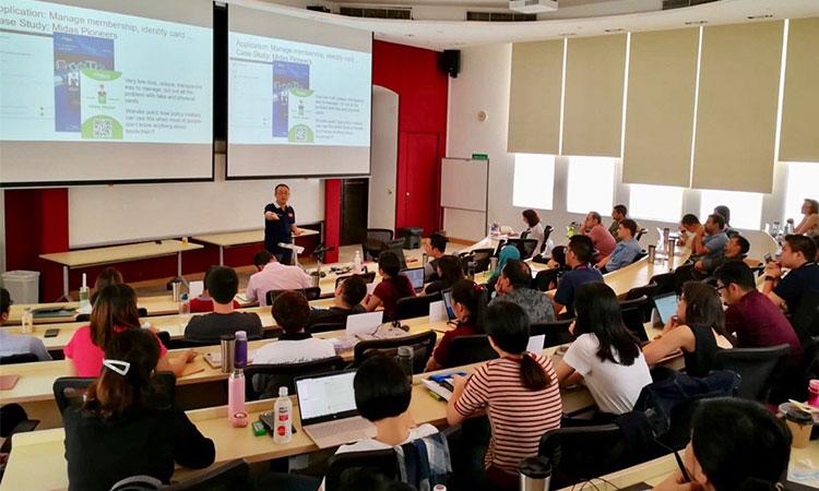 Các chương trình học tại các trường công lập Singapore vô cùng hấp dẫn