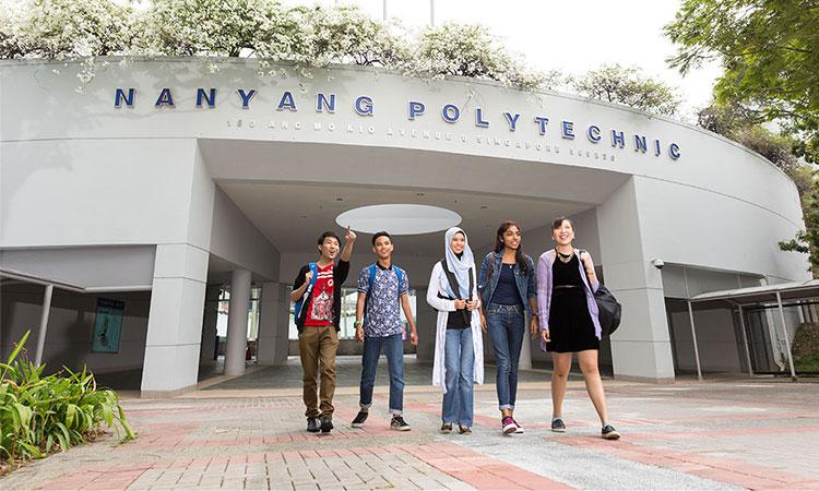 Đại học Bách khoa Nanyang (NYP) - trường công lập tại Singapore