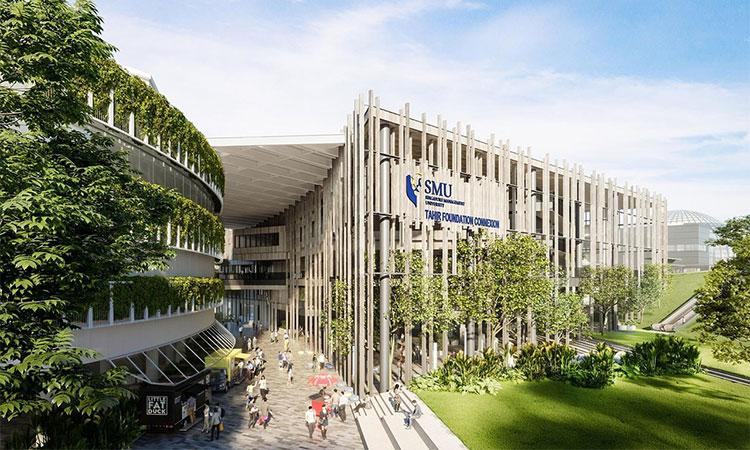 Đại học quản lý Singapore là một trong những ngôi trường đào tạo chuyên ngành luật hàng đầu tại quốc đảo sư tử