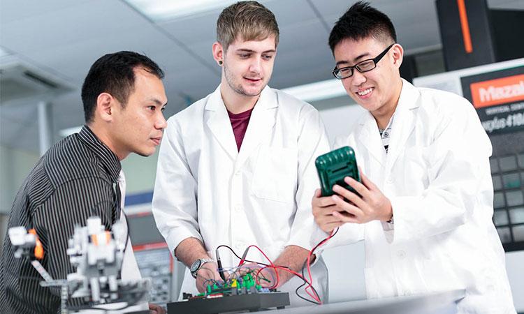 Điện tử là một lĩnh vực thiết yếu trong thời đại công nghệ 4.0