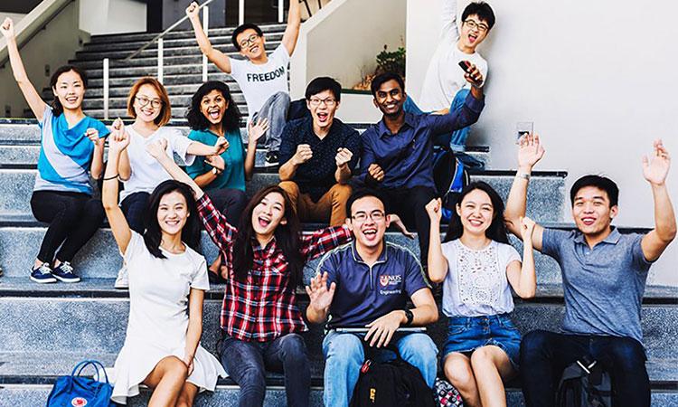 Môi trường quốc tế giúp sinh viên dễ tiếp cận và học tập hiệu quả
