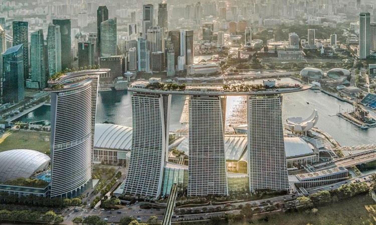 Singapore là một trong những quốc gia có nền kiến trúc quy hoạch cực kỳ phát triển