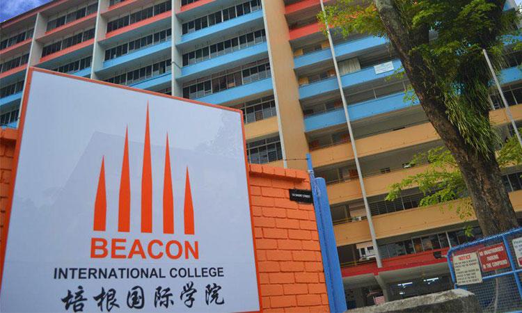 Cao đẳng quốc tế Beacon - ngôi trường cao đẳng hàng đầu tại Singapore