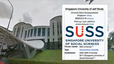 Đại học Khoa học Xã hội Singapore