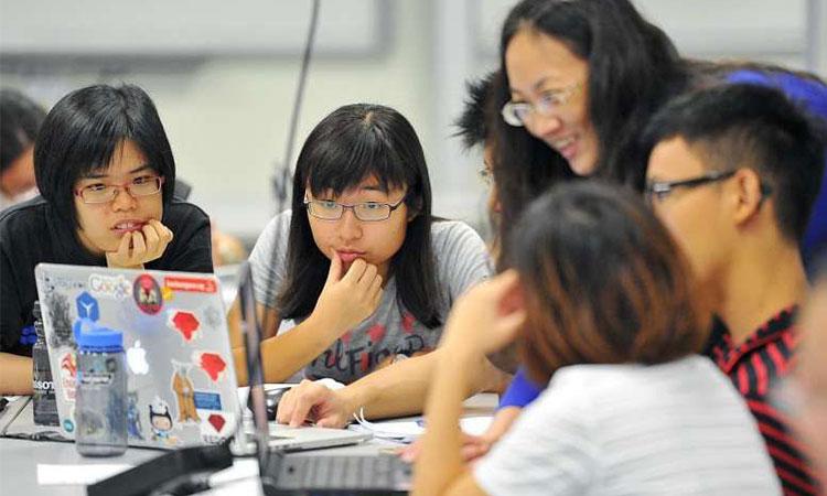 Học phí dành cho sinh viên quốc tế khi tham gia các khóa học tại trường