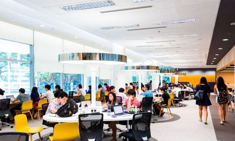 Học phí hấp dẫn dành cho sinh viên quốc tế khi du học tai Singapore