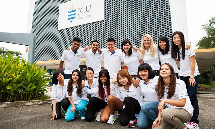 Các chương trình đào tạo hàng đầu tại Đại học James Cook Singapore