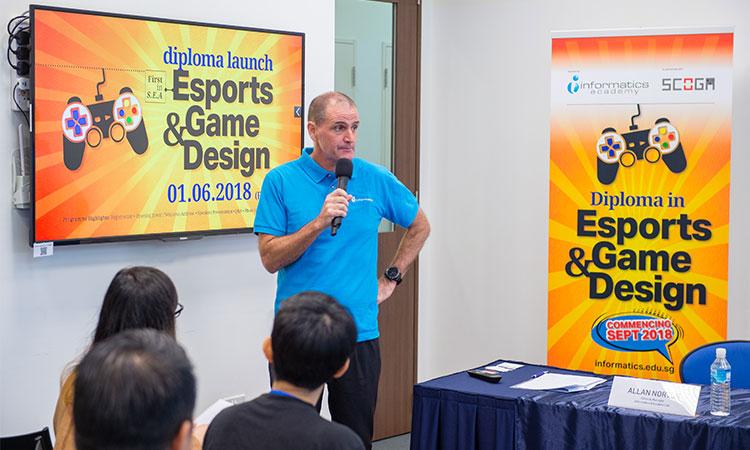 Các chương trình học tập hấp dẫn tại Học viện Informatics Singapore